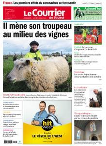 Le Courrier de l'Ouest Angers – 01 mars 2020