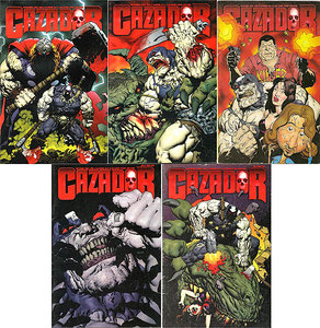 Cazador #36-40 (1997)