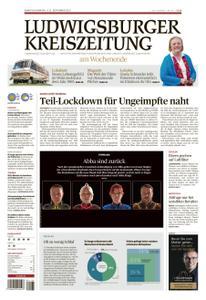 Ludwigsburger Kreiszeitung LKZ - 04 September 2021