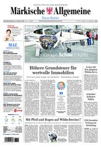 Märkische Allgemeine Dosse Kurier - 02. Februar 2019