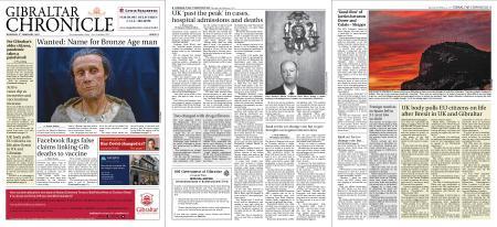 Gibraltar Chronicle – 04 February 2021