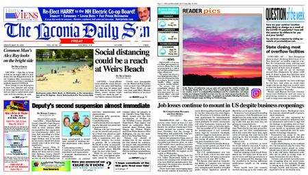The Laconia Daily Sun – May 29, 2020