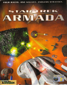 Star Trek ARMADA (THE classic Star Trek Game!)