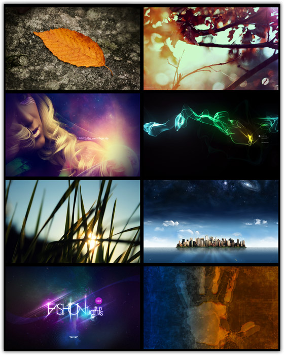 HD Wallpapers Wide Pack 22