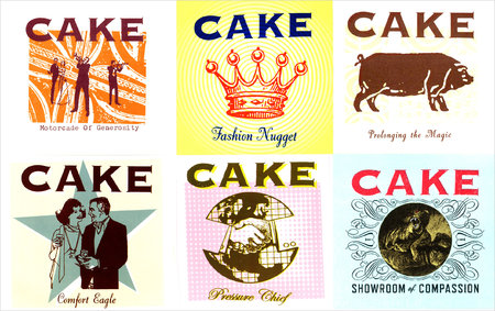 Cake - Studio Albums Collection 1994-2011 (6CD) [Re-Up]