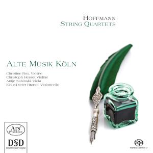 Alte Musik Köln - Hoffmann: String Quartets, Op. 3 (2019)