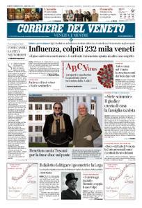 Corriere del Veneto Venezia e Mestre – 07 febbraio 2020