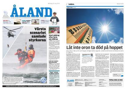Ålandstidningen – 20 maj 2019
