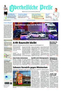 Oberhessische Presse Marburg/Ostkreis - 08. Oktober 2019