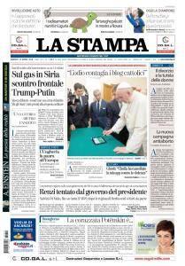 La Stampa Torino Provincia e Canavese - 10 Aprile 2018