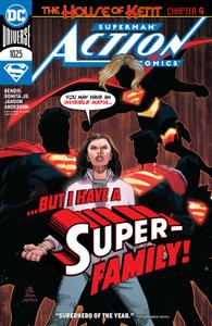 Action Comics 1025 2020