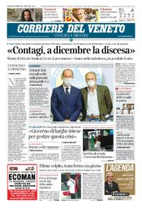 Corriere del Veneto Venezia e Mestre – 29 ottobre 2020