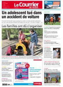 Le Courrier de l'Ouest Angers – 05 avril 2021