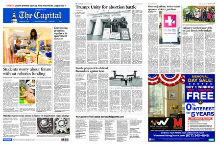 The Capital – May 20, 2019