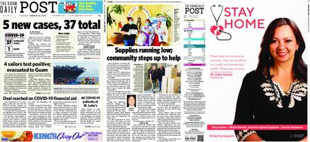 The Guam Daily Post – March 26, 2020