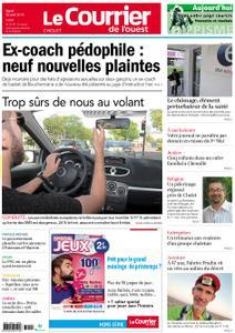 Le Courrier de l'Ouest Cholet – 30 avril 2019