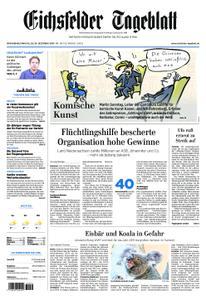 Eichsfelder Tageblatt – 28. Dezember 2019