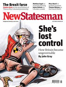 New Statesman - 15- 21 March