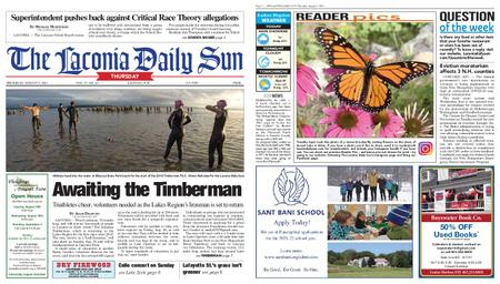 The Laconia Daily Sun – August 05, 2021