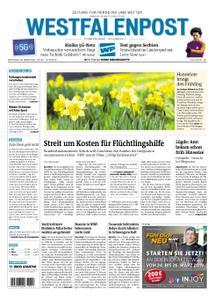 Westfalenpost Wetter - 20. März 2019