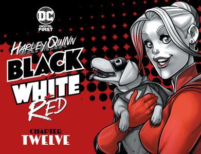 Harley Quinn Black + White + Red 012 2020 digital Son of Ultron