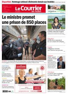 Le Courrier de l'Ouest Angers – 08 septembre 2021