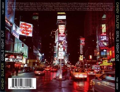 Candy Dulfer - Girls Night Out (2001)