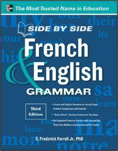 Side-By-Side French and English Grammar, 3rd Edition