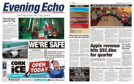 Evening Echo – November 03, 2017