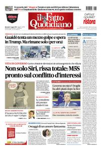Il Fatto Quotidiano - 01 maggio 2019