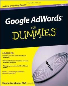 Google AdWords For Dummies (Repost)