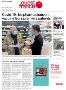 Ouest-France Édition France – 10 mars 2021