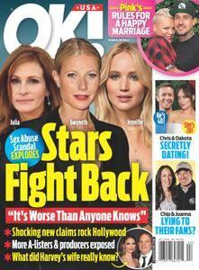 OK! Magazine USA - October 30, 2017