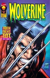 Wolverine 30 Vol 1 - Doch nicht tot 1 2000