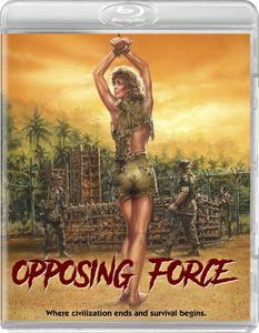 Opposing Force (1986) + Bonus [w/Commentary]