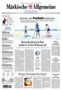 Märkische Allgemeine Westhavelländer - 07. August 2019