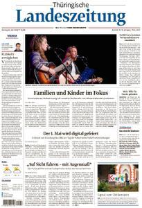 Thüringische Landeszeitung – 20. April 2020
