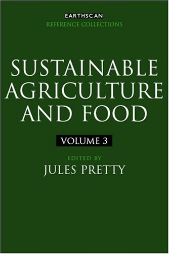 Sustainable Agriculture and Food (4 volume set )