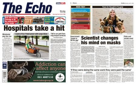 Evening Echo – July 27, 2020