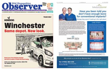 Mid Hampshire Observer – August 26, 2020