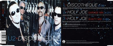 U2: Singles Collection. Part 03 (1995 - 1997)