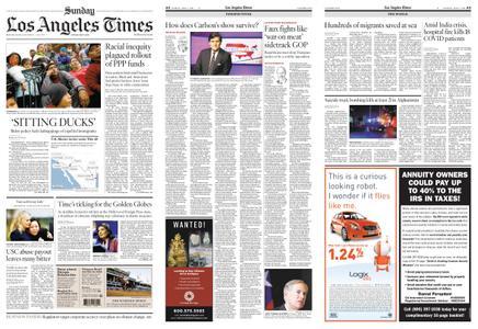 Los Angeles Times – May 02, 2021