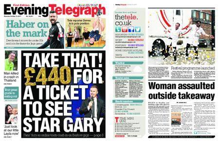 Evening Telegraph First Edition – October 19, 2017