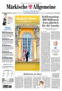 Märkische Allgemeine Zossener Rundschau - 23. Mai 2019