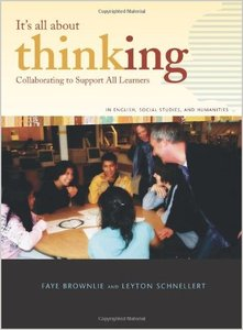 It's All About Thinking: Collaborating to Support All Learners