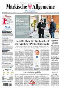 Märkische Allgemeine Dosse Kurier - 07. Februar 2018