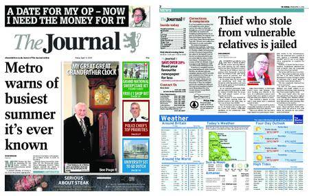 The Journal – April 13, 2018