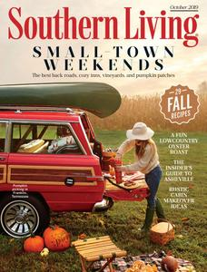 Southern Living - October 2019