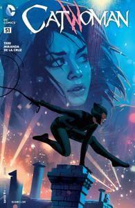 Catwoman 051 2016 Digital