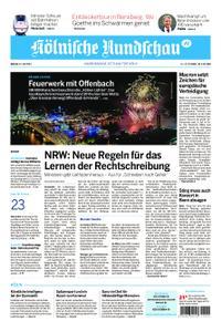 Kölnische Rundschau Wipperfürth/Lindlar – 15. Juli 2019